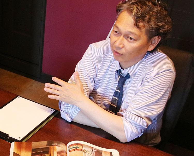 株式会社SHINUPS(茅ヶ崎市)代表取締役・山内真介様